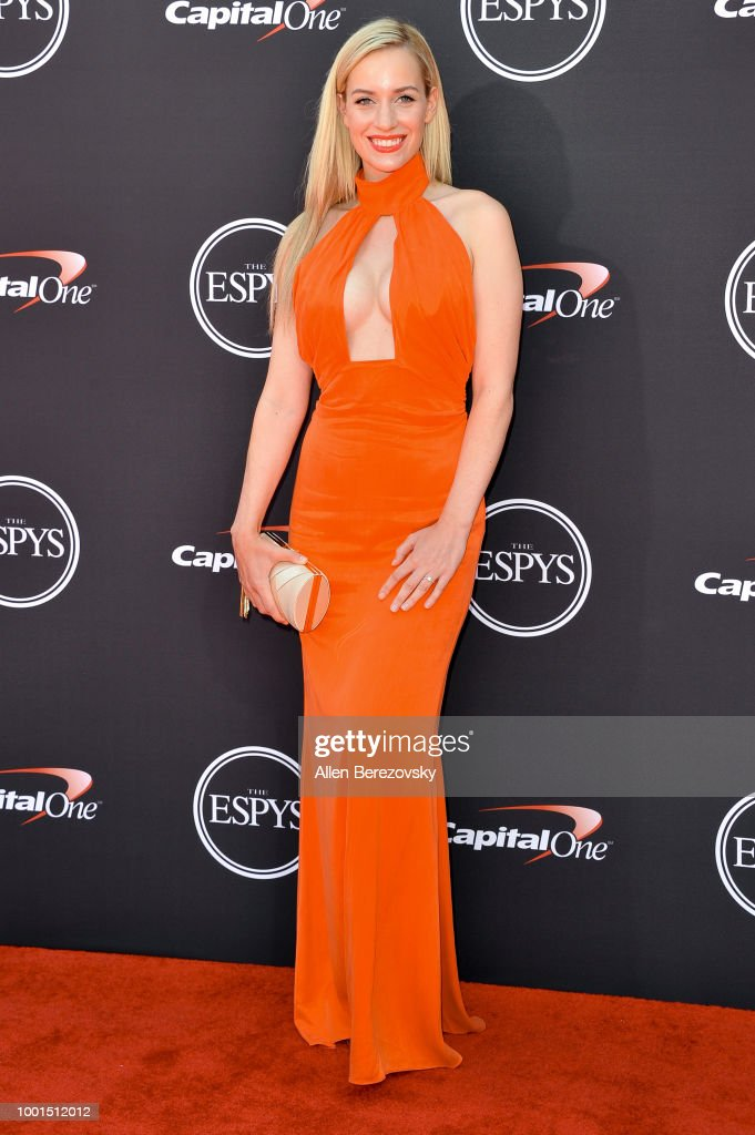 The 2018 ESPYS - Arrivals : News Photo