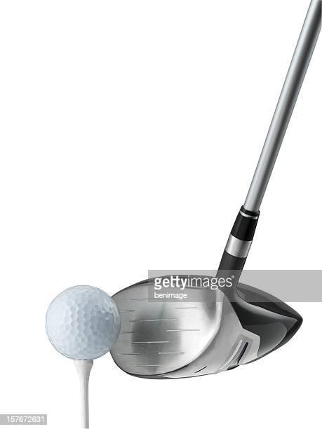 golf - golfschläger stock-fotos und bilder