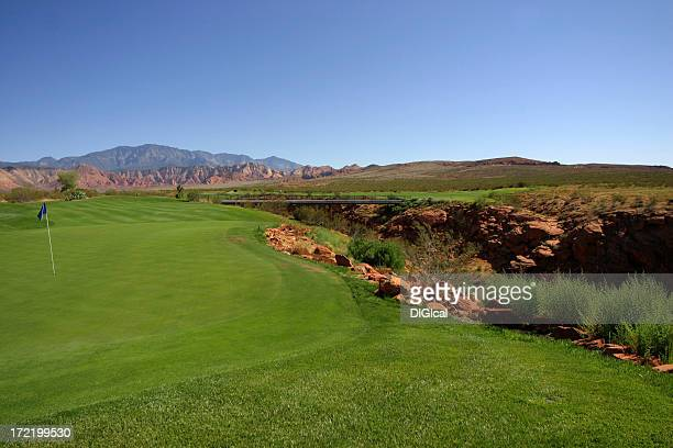 golf - st. george utah stock pictures, royalty-free photos & images