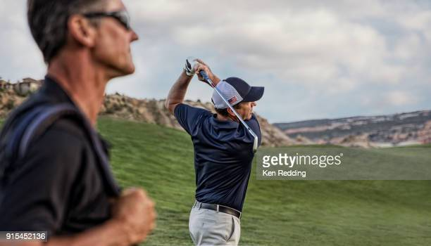 golf - golfer stock pictures, royalty-free photos & images