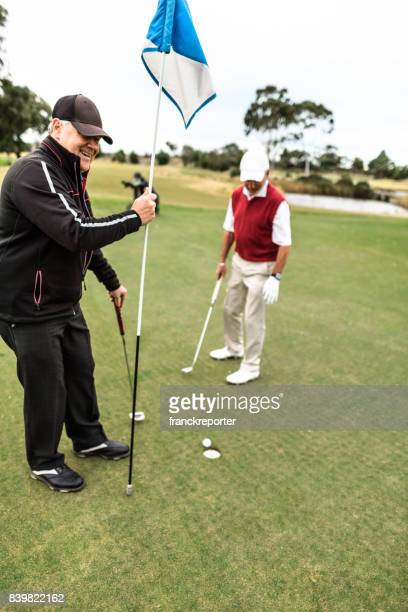 golf player hope to make it