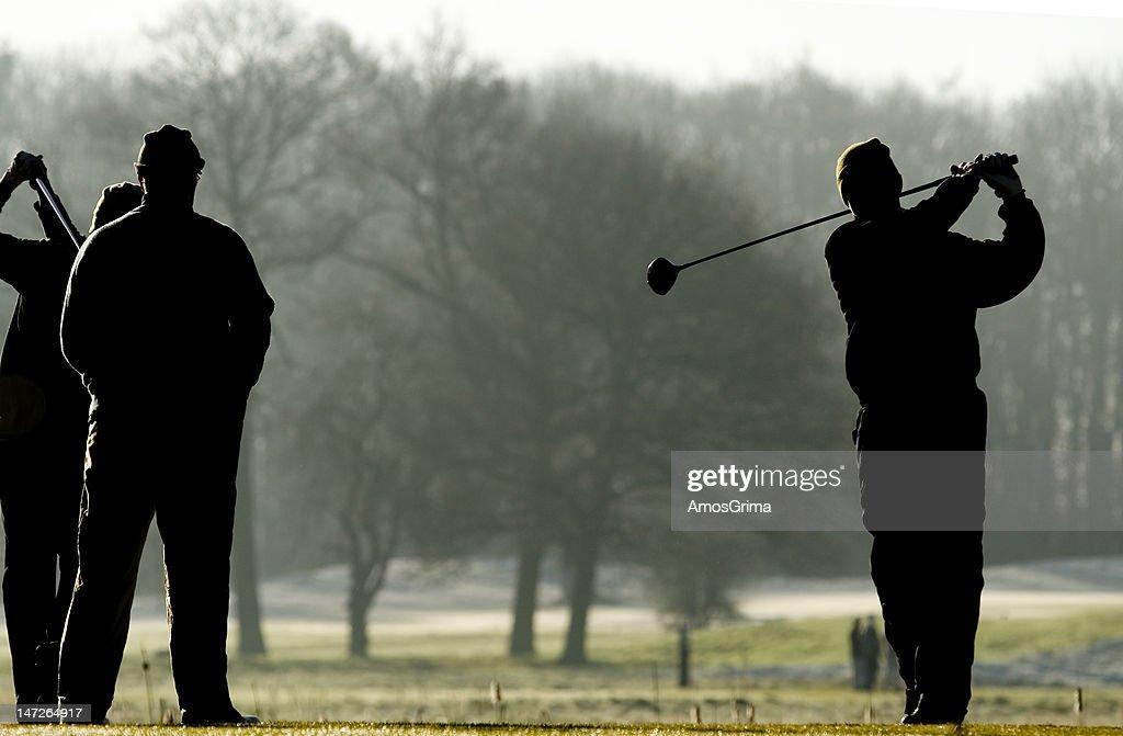 冬もゴルフを楽しんじゃいましょう!