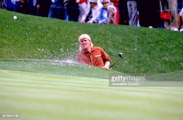 Players Championship John Daly in action during Saturday at TPC Sawgrass Jacksonville FL CREDIT Jacqueline Duvoisin