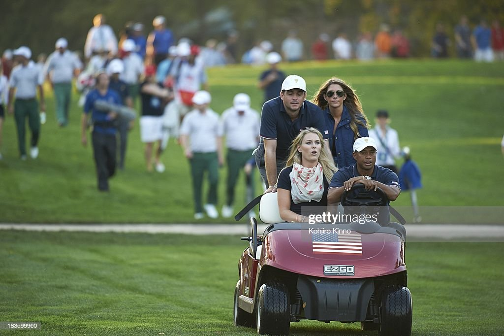 2013 Presidents Cup - Round One : News Photo