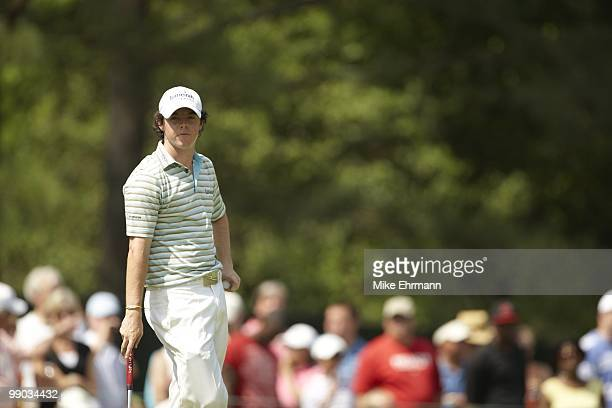 Quail Hollow Championship: Rory McIlroy during Sunday play at Quail Hollow Club. Charlotte, NC 5/2/2010 CREDIT: Mike Ehrmann
