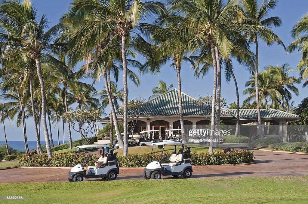 ゴルフリゾート : ストックフォト