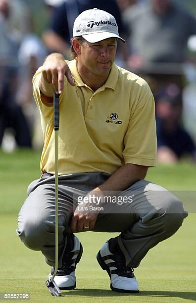 Golf SAP Open 2004 St Leon Roth Retief GOOSEN / SA 200504