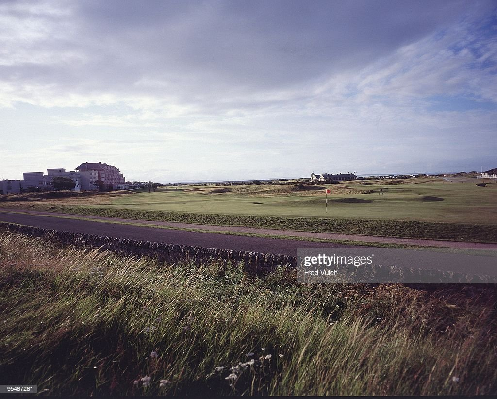 Royal and Ancient Golf Club of St Andrews : News Photo