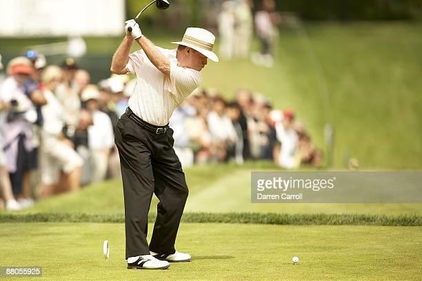 Senior PGA Championship Tom Kite in action on Sunday at Canterbury GC Beachwood OH 5/24/2009 CREDIT Darren Carroll