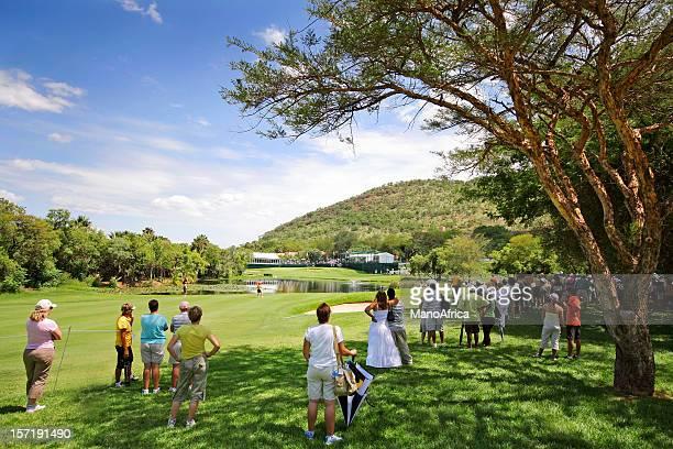 Golf Zuschauer Sun City