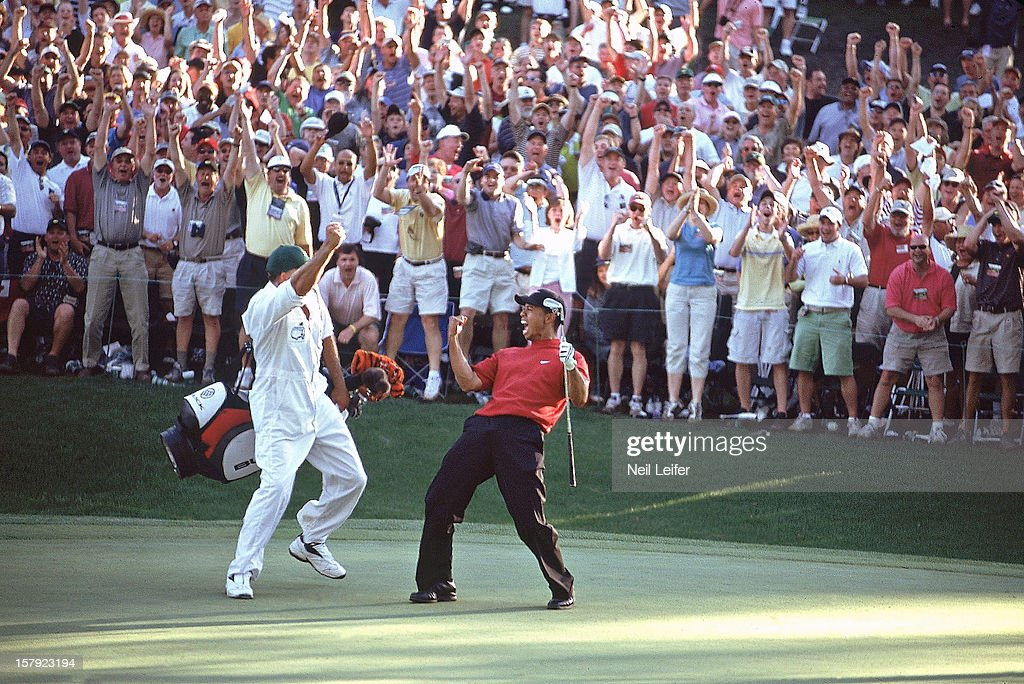 2005 Masters Tournament - Final Round : News Photo