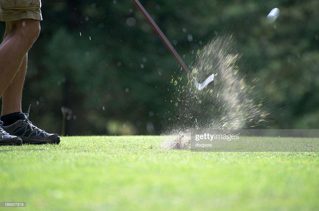 ゴルファーなら知っておきたい!ディボットマークのアレコレ!