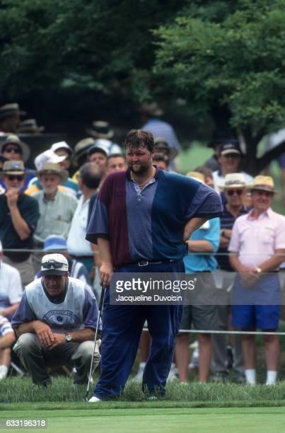 US Open Chris Patton during Thursday play at Oakmont CC Pittsburgh PA CREDIT Jacqueline Duvoisin