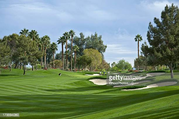 golf venue - indian wells california stock pictures, royalty-free photos & images