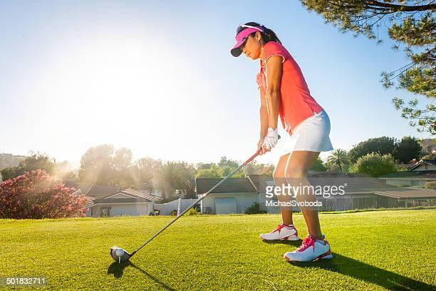 Golfeur Viser