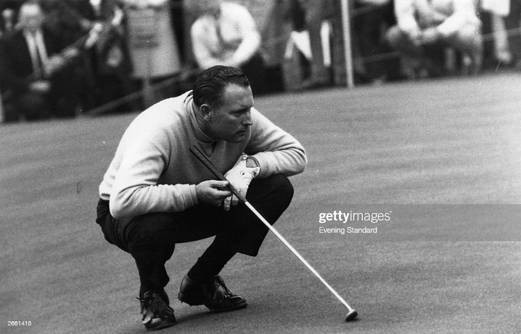 Billy Casper : News Photo