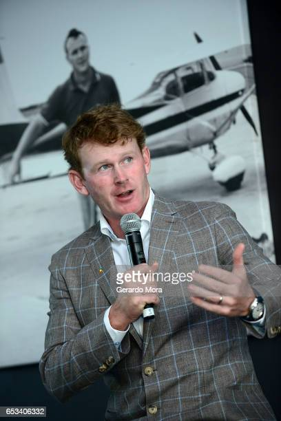 TOUR golfer Brandt Snedeker talks about how Arnold Palmer has inspired him on and off the golf course during a panel discussing the late golfer's...