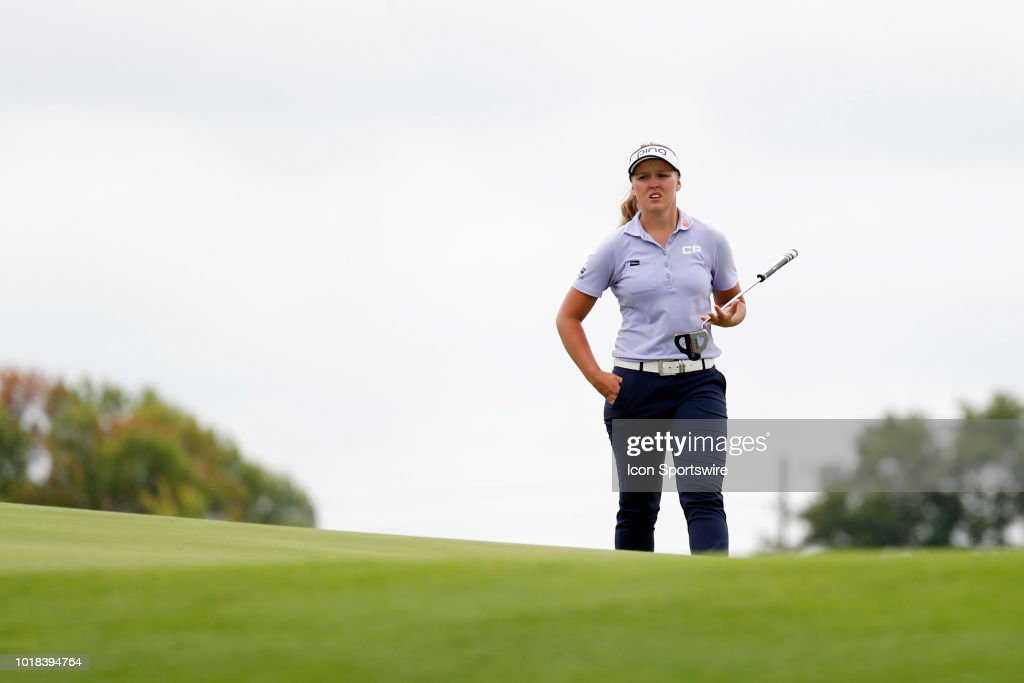 GOLF: AUG 17 LPGA - Indy Women in Tech : News Photo