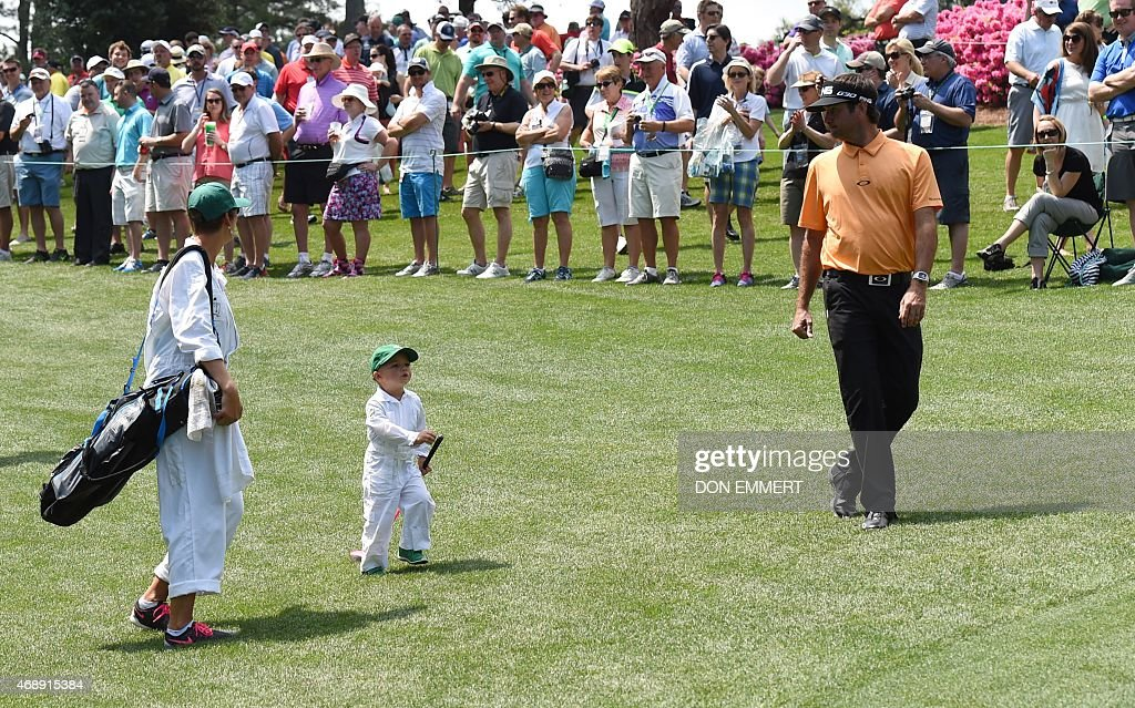 GOLF-US-MASTERS-PAR-3 : News Photo