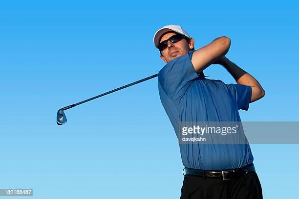 ゴルファーの濃度