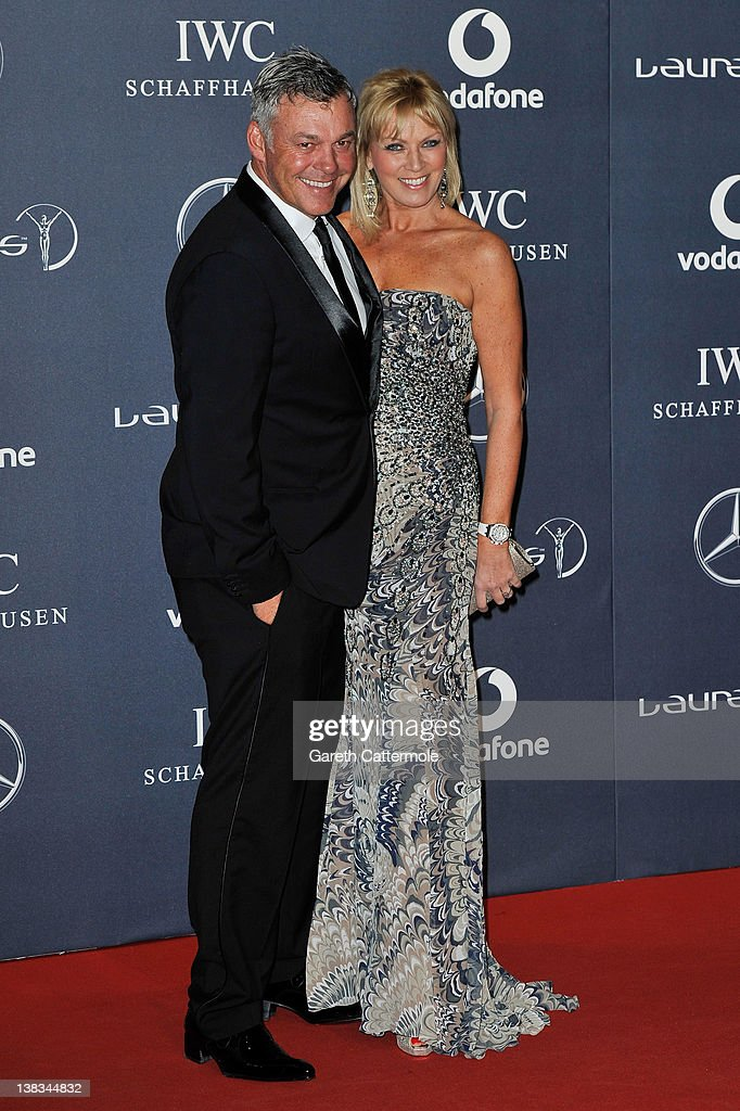 Red Carpet Arrivals-2012 Laureus World Sports Awards