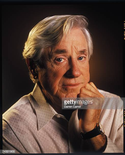 Golfer Doug Sanders poses for a portrait on May 8 2004 in Houston Texas