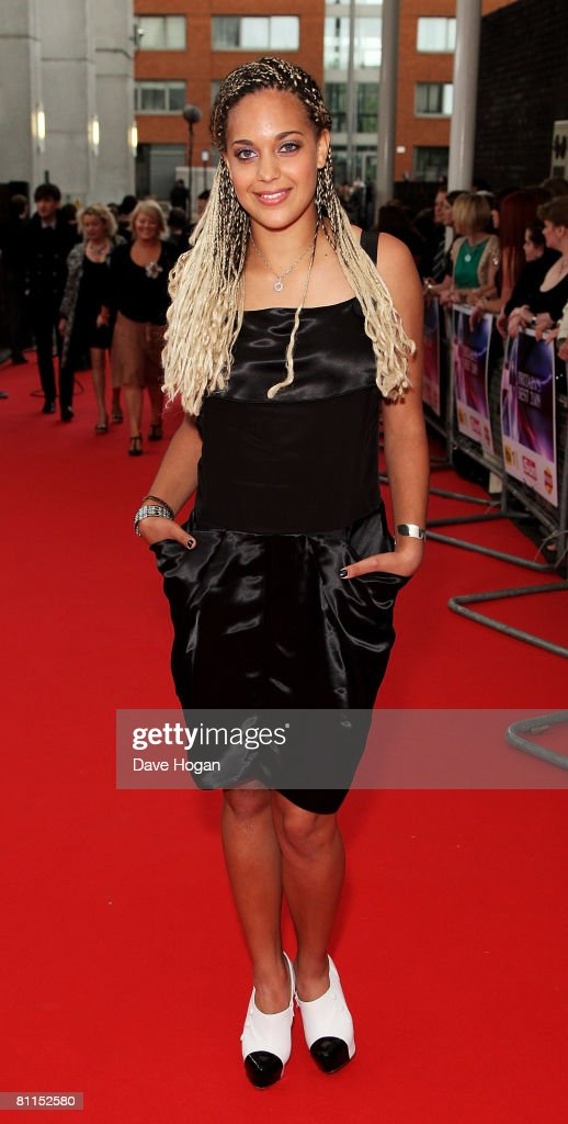 Golfer Henrietta 'Henni' Zuel arrives at the Britain's Best 2008 awards at London Television Studios on May 18, 2008 in London, England. The award ceremony honours outstanding Britons in categories including business, art, television, music, film, sport and fashion.