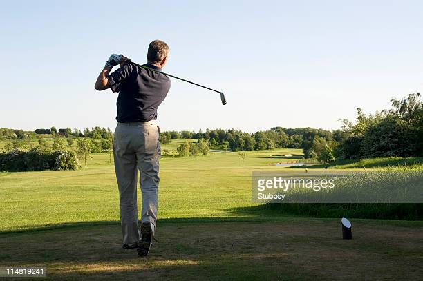 golfer - golf stock pictures, royalty-free photos & images