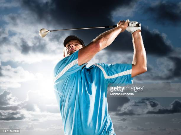 golfer - golfer stock pictures, royalty-free photos & images