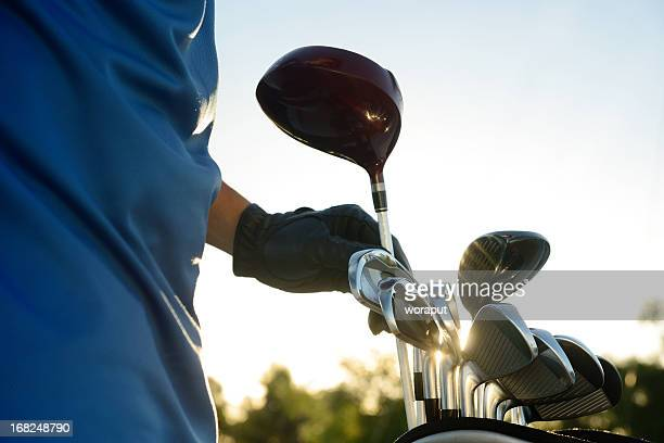 golfer - golf club stock pictures, royalty-free photos & images