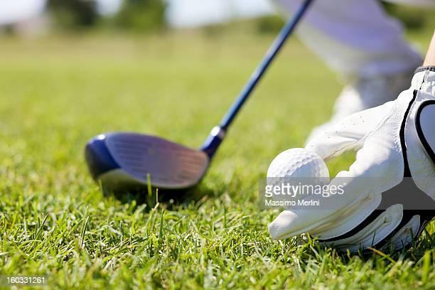 Steppimg たゴルフボール