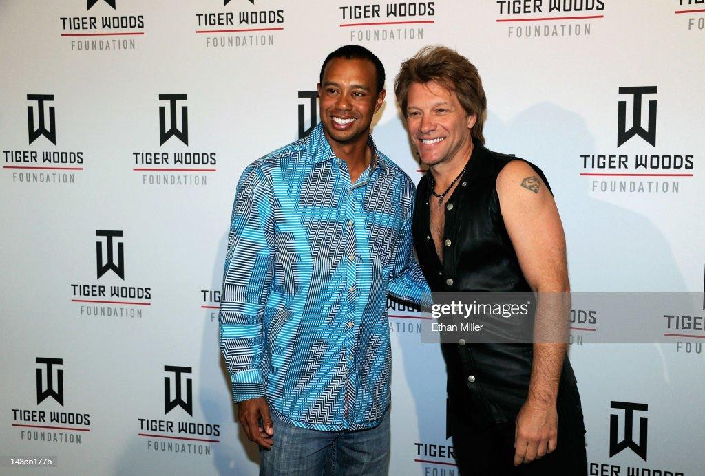 2012 Tiger Jam : News Photo