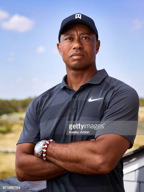 Golfer Tiger Woods is photographed for ESPN The Magazine on March 1 2018 in Palm Beach Florida PUBLISHED IMAGE ON EMBARGO UNTIL JULY 2 2018