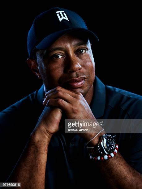 Golfer Tiger Woods is photographed for ESPN The Magazine on March 1 2018 in Palm Beach Florida ON EMBARGO UNTIL JULY 2 2018