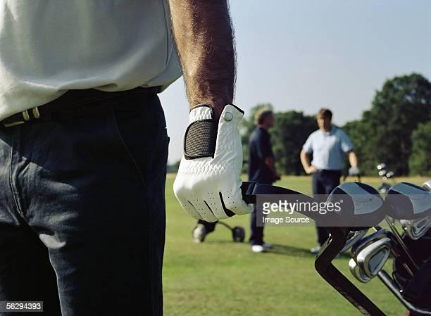 Los golfistas