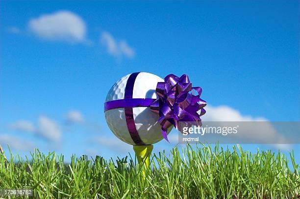 golfing present