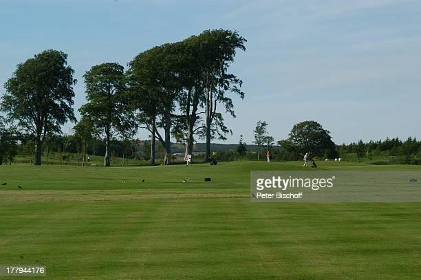 Golfplatz Powerscourt Demesne Bray Irland Europa KüstenOrt Reise