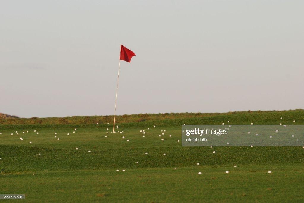 Golfplatz : News Photo