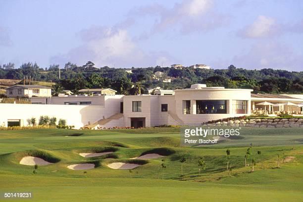 Golfplatz vom Hotel The Sandy Lane Holetown Saint James Insel Barbados Karibik Golf Reise BB DIG PNr 810/2007