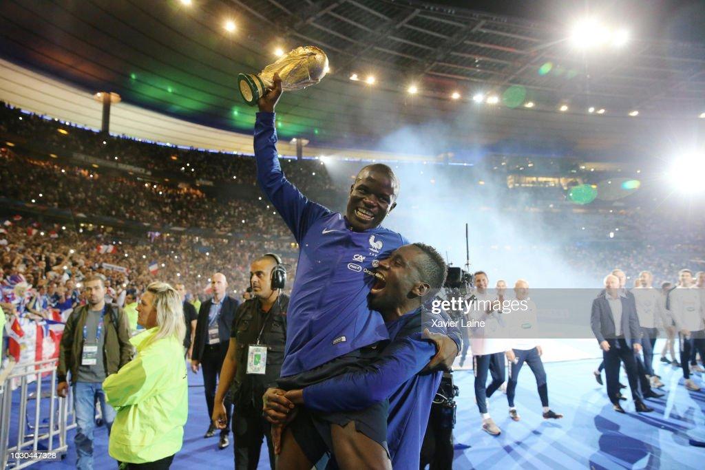 France v Netherlands - UEFA Nations League A : News Photo