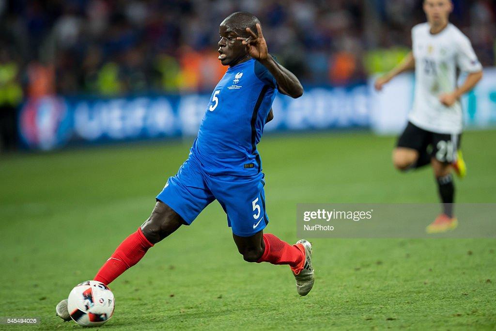 Germany v France - Semi Final: UEFA Euro 2016 : News Photo
