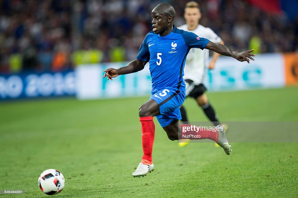 Germany v France - Semi Final: UEFA Euro 2016 : News Photo