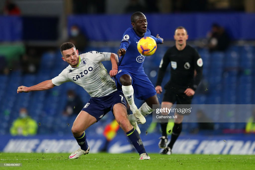 Chelsea v Aston Villa - Premier League : ニュース写真
