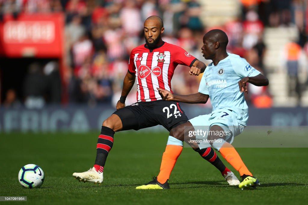 Southampton FC v Chelsea FC - Premier League : News Photo
