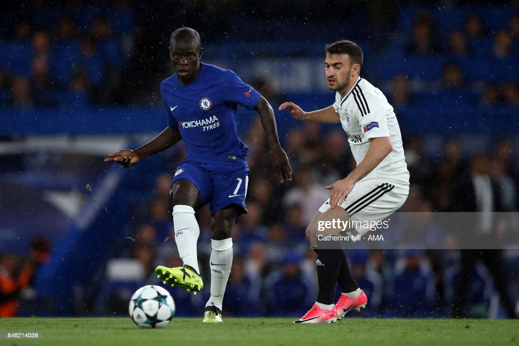 Chelsea FC v Qarabag FK - UEFA Champions League : News Photo