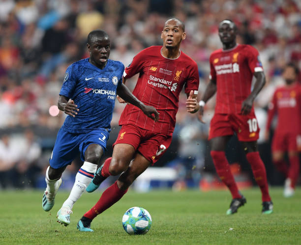 SUPER COUPE EUROPE UEFA 2019 Golo-kante-of-chelsea-runs-with-the-ball-during-the-uefa-super-cup-picture-id1168040870?k=6&m=1168040870&s=612x612&w=0&h=5OtdWWYOpJPFBlUtC3CgKI-cQUWOJjSv5vGqtb0XFtA=