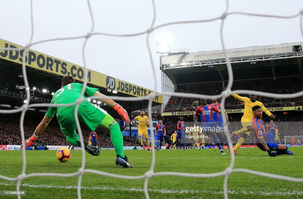 Crystal Palace v Chelsea FC - Premier League : News Photo