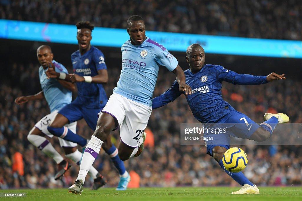 Manchester City v Chelsea FC - Premier League : Nieuwsfoto's