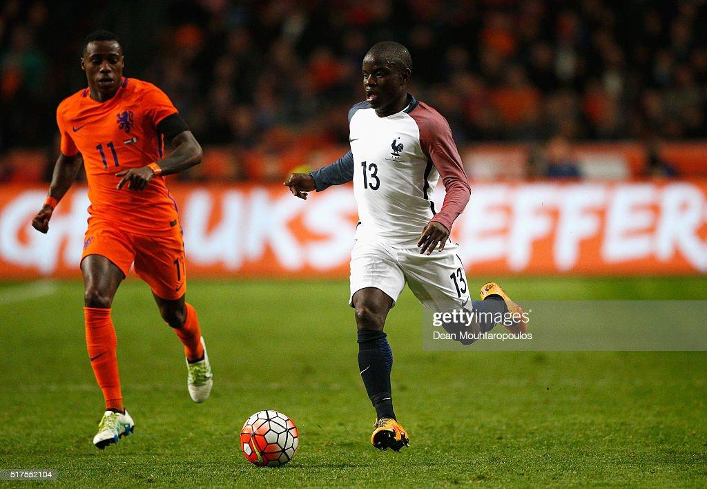 Netherlands v France - International Friendly : News Photo
