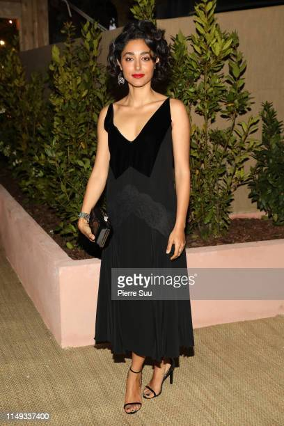 Golshifteh Farahani arrives at a Dior dinner party during the 72nd annual Cannes Film Festival at on May 15 2019 in Cannes France